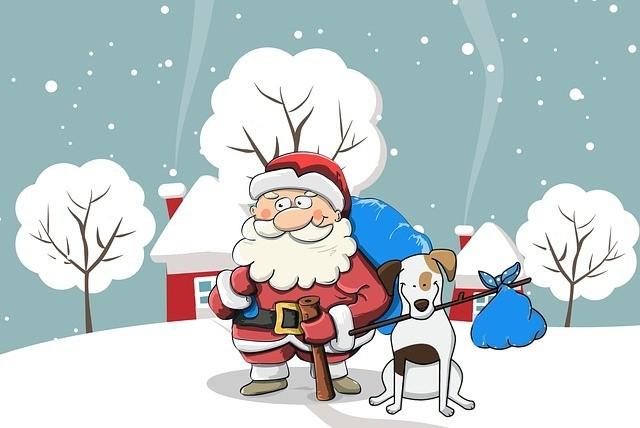 Сценарий поздравления Деда Мороза на дому