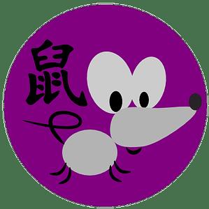 Знак Крыса