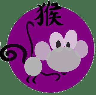 Знак обезьяна
