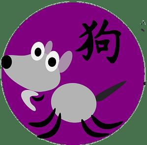 Знак собака