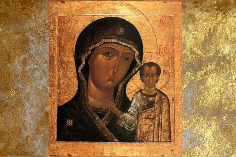 Казанская икона Божьей Матери и её значение