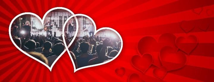 Сценарий на День влюбленных