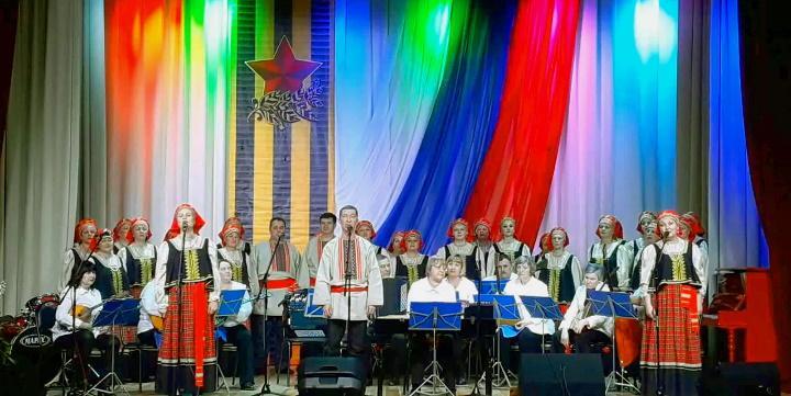 Сценарий концерта на праздник