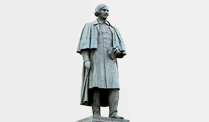 Великий русский писатель Николай Гоголь