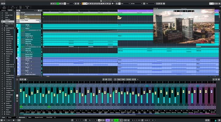 CubasePro-10: программы обработки вокала