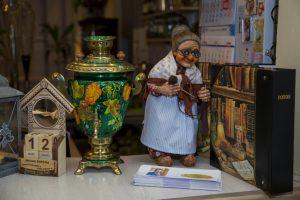 Сценарий конкурса для пожилых активных бабушек