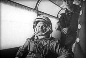 60 лет со дня первого полёта человека в космос