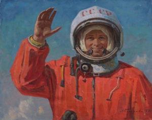 Сценарий ко Дню космонавтики «День космического масштаба»