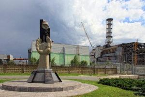 Сценарий Чернобыль 35 лет спустя в форме митинга