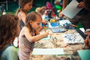 Сценарий конкурсной программы для детей