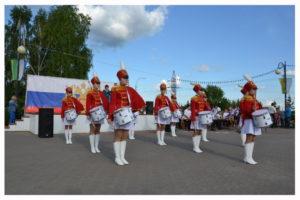 Сценарий парада духовых оркестров регионального фестиваля