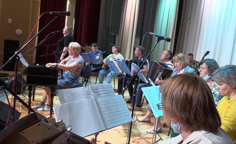 Сценарий концерта ансамбля русских народных инструментов